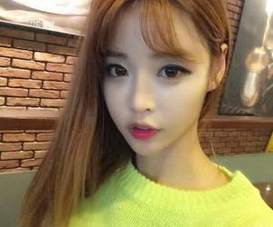 korean, ulzzang, and song ah ri image