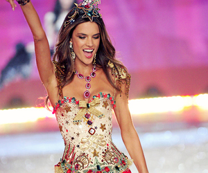 alessandra ambrosio, Victoria's Secret, and model image