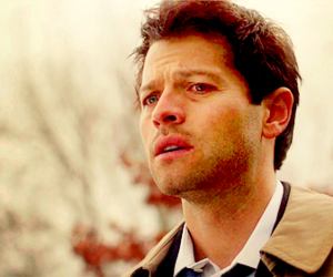 castiel, the new god, and our little fallen angel image