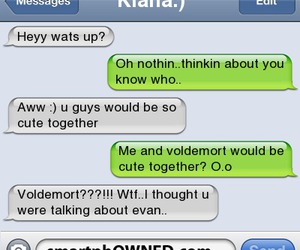 lol and voldemort image