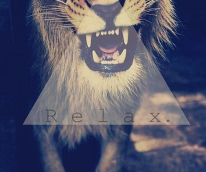 just relax image