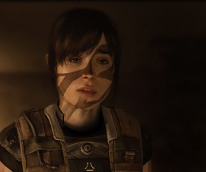 beyond two souls, jodie holmes, and games image