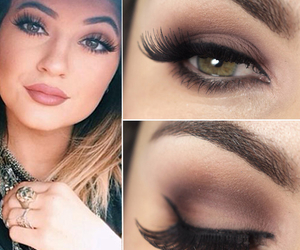 makeup and kylie jenner image