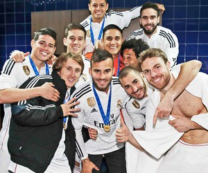 real madrid, marcelo, and chicharito image
