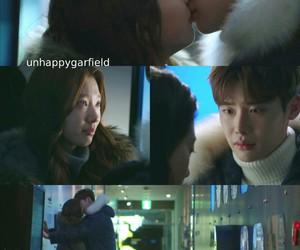 cry, kiss, and Korean Drama image