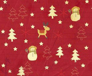pattern, winter, and christmas image
