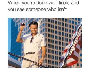 lol, finals, and funny image
