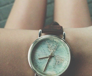 watch, world, and time image