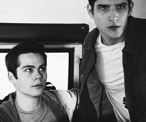 teen wolf, stiles stilinski, and dylan o'brien image