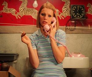 gwyneth paltrow, Margot Tenenbaum, and film image