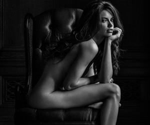 Adriana Lima, photography, and Russell James image