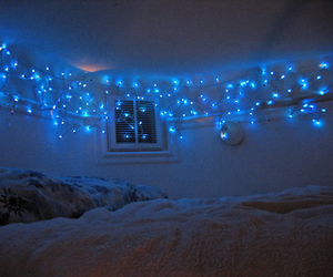 blue and dream room image