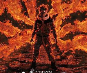 naruto, anime, and kurama image