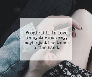 feeling, hand, and text image