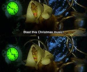 christmas, funny, and grinch image