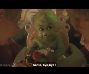 baby, bye bye, and grinch image