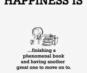 adventure, books, and happiness image