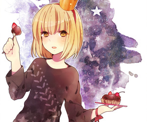 anime and mello image