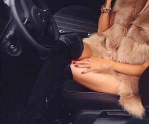 accessories, car, and chic image