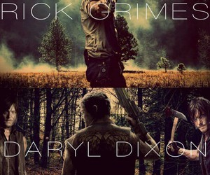 reedus, twd, and rick grimes image
