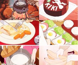 anime, food, and ghibli image
