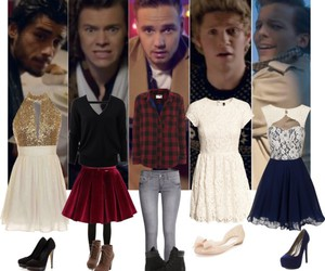 ropa and one direction image