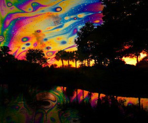 trippy, acid, and psychedelic image