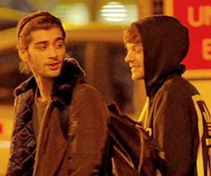 zouis, zayn malik, and one direction image