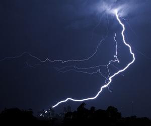 grunge and lightning image