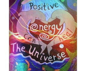 energy, positive, and universe image