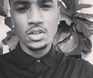 lips, sexy, and trey songz image