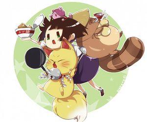 gugure! kokkuri-san, anime, and shigaraki image