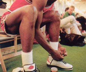 Basketball, jordan, and kicks image