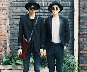 asian, fashion, and white image