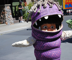 boo, monster, and monsters inc image