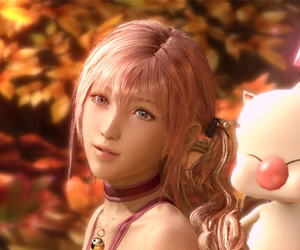 moogle, serah, and final fantasy xiii-2 image