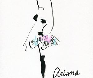 ariana grande and art image
