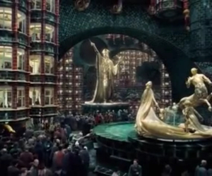 atrium, harry potter, and order of the phoenix image