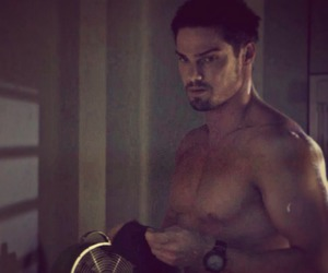 beauty and the beast, Jay Ryan, and Hot image