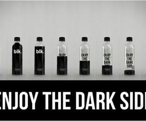 black, blk, and dark image