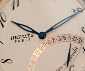 hermes, watch, and clock image