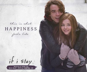 if i stay, love, and adam image