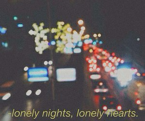 lonely, grunge, and city image