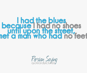 quote, feet, and shoes image