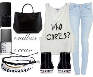 Polyvore, style, and clothes image