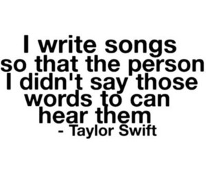 quote, Taylor Swift, and words image