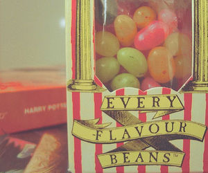harry potter, candy, and food image