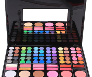 colors and eye shadow image