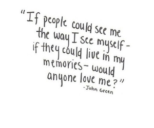 quotes and john green image