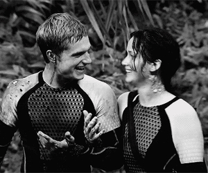 joshifer, Jennifer Lawrence, and catching fire image